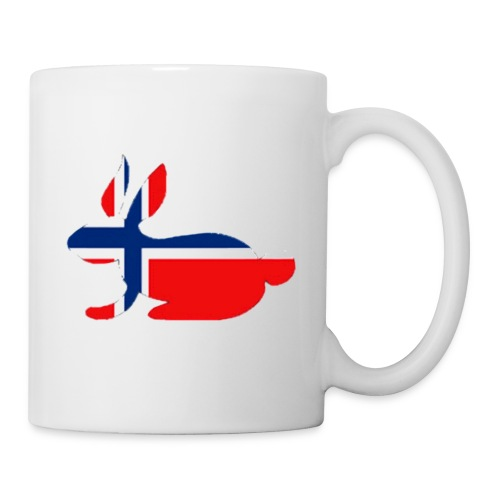 norwegian bunny - Mug