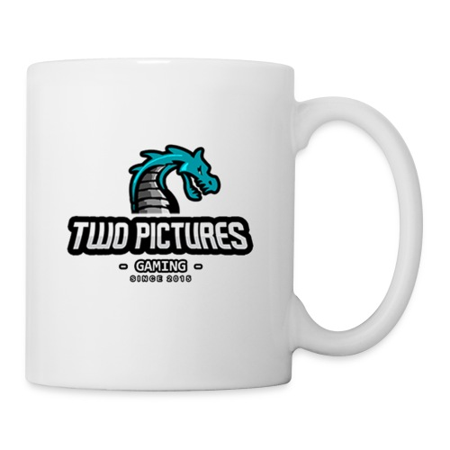 TwoPictures Gaming - Blue Logo 2017 - Tasse