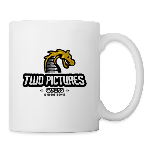 TwoPictures Gaming - Yellow Logo 2017 - Tasse