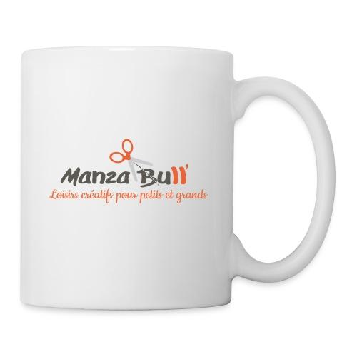 ManzaBull - Mug blanc
