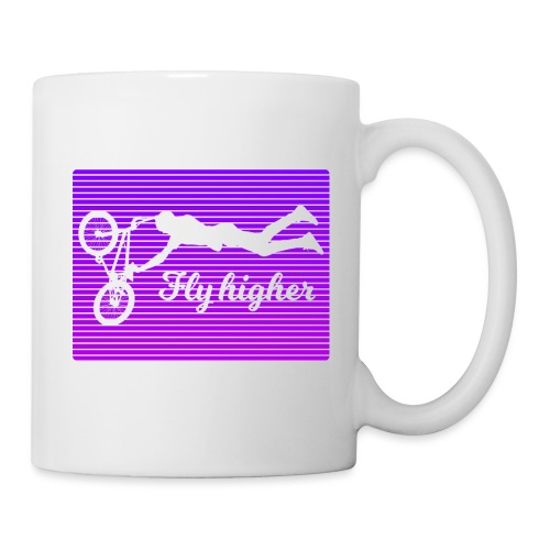 Fly Higher - Tasse