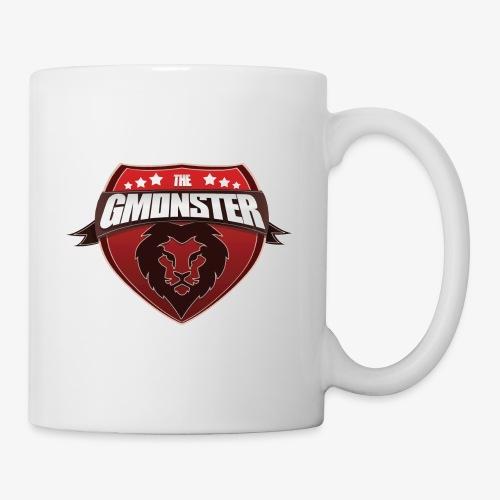 TheGMonster Logo Grand - Mug blanc