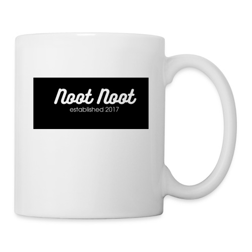 Noot Noot established 2017 - Mug