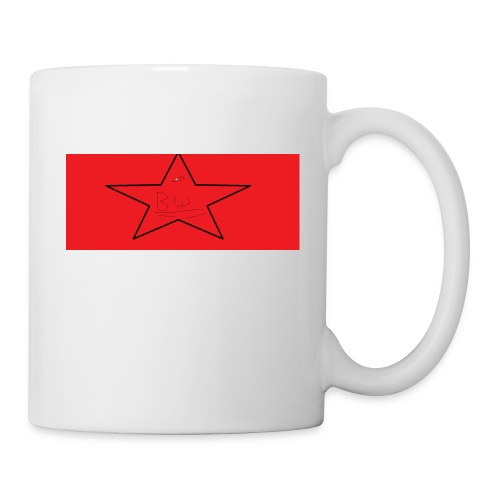 bw enitals - Mug