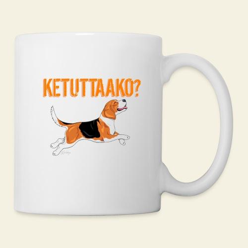 Ketuttaako Beagle - Muki