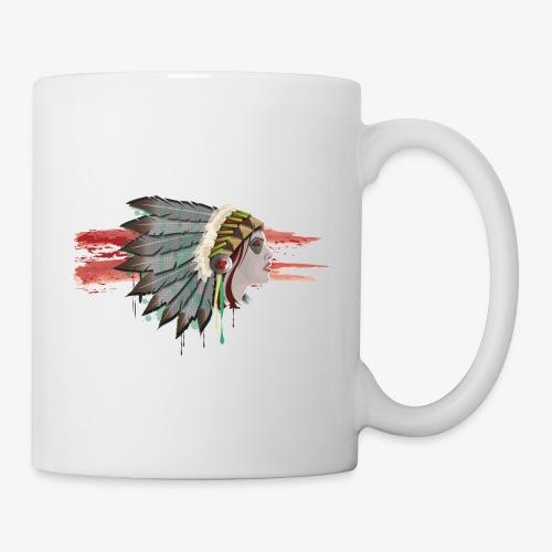 Native american - Mug blanc