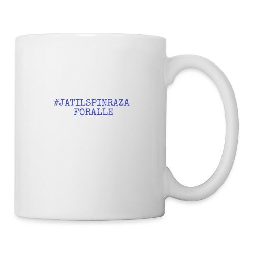 #jatilspinraza - blå - Kopp