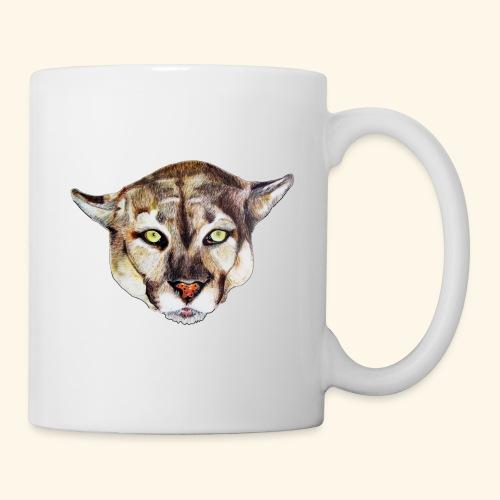 Artistic wild animal - Mug
