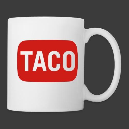 Taco Karsten Youtube Logo 2 - Kop/krus