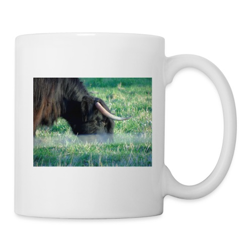 A highland cow - Mug