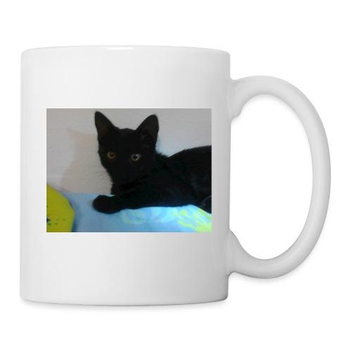 gato negro - Taza