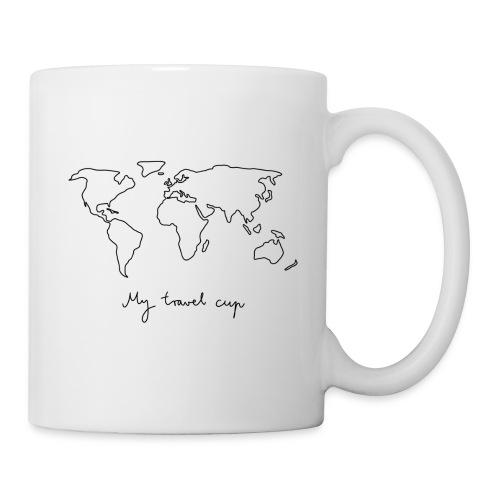 My travel cup - Tasse