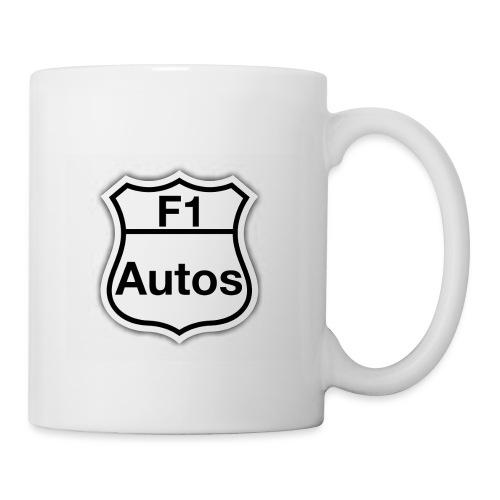 F1 Autos - Mug