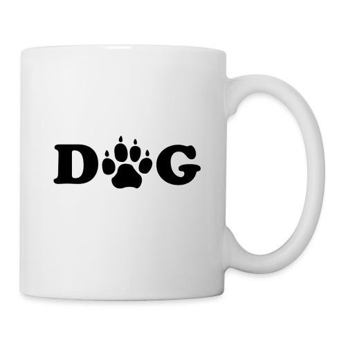 Dog - Mug blanc