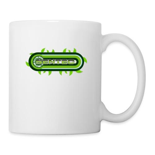 GREEN LOGO - Taza