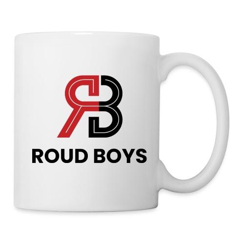 Logo (2018) - Mug blanc