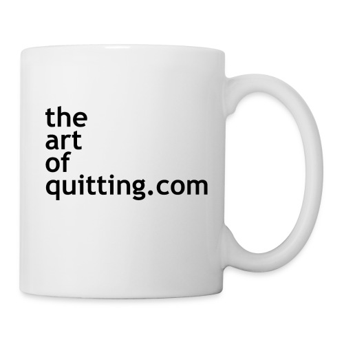 The Art of Quitting - Mug