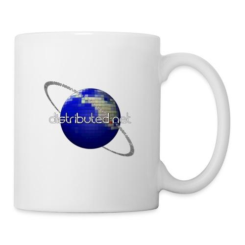 full logo border - Mug
