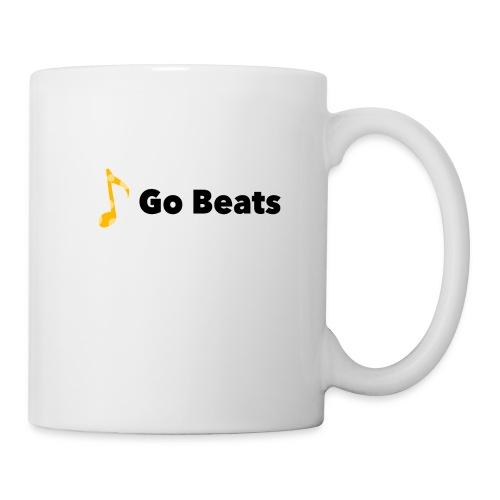 Logo with text - Mug