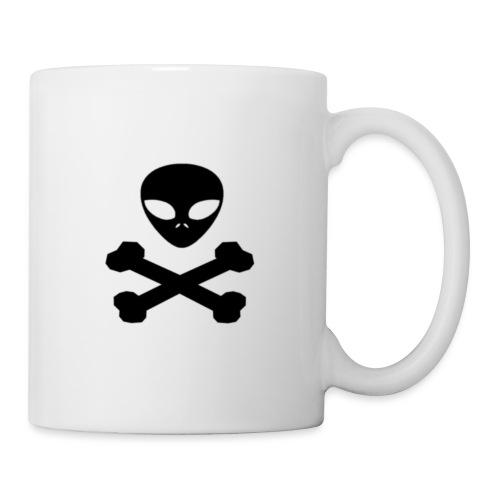 pirata alienígena - Taza