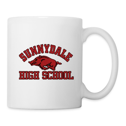 Sunnydale High School logo merch - Mok