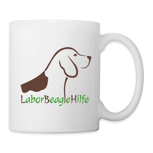 Laborbeaglehilfe Logo - Tasse