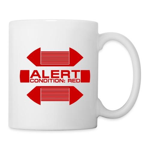 red alert v2 - Tasse