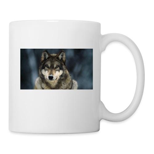 wolf shirt kids - Mok