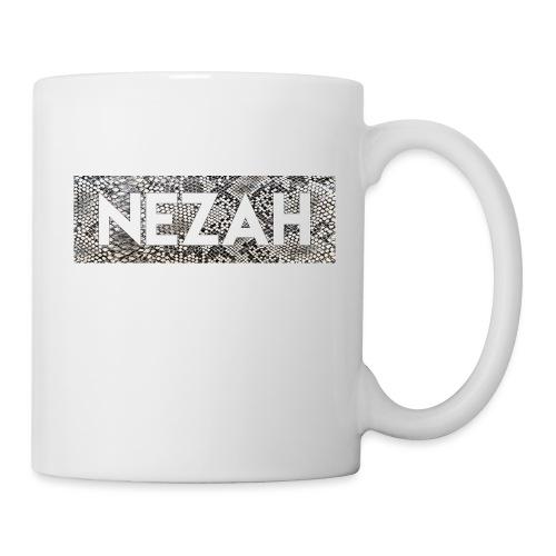 Nezah Snake Skin Box Logo - Mug