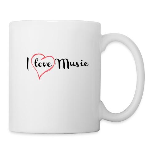 I Love Music - Tazza