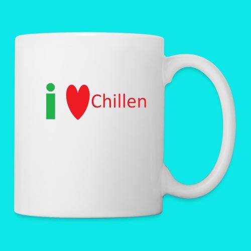 Ich Liebe Chillen - Tasse