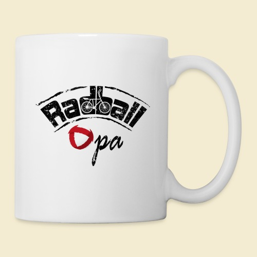 Radball | Opa - Tasse