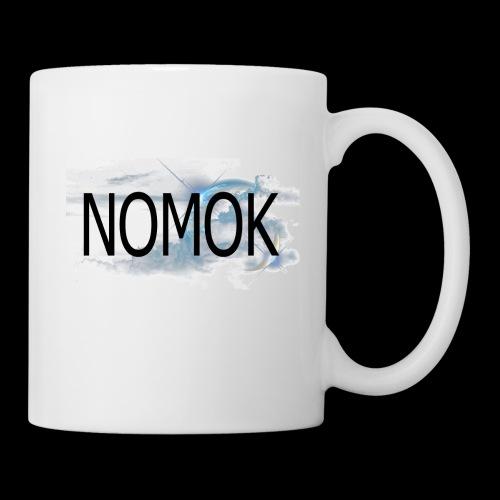 NOMOK edition limité accessoire - Mug blanc