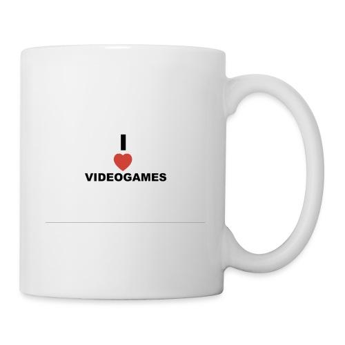 I Love Videogames - Mug