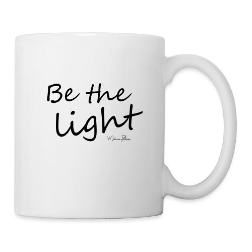 Be the light - Mug blanc