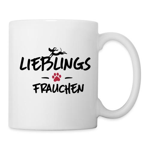 Vorschau: Lieblings Frauchen - Tasse