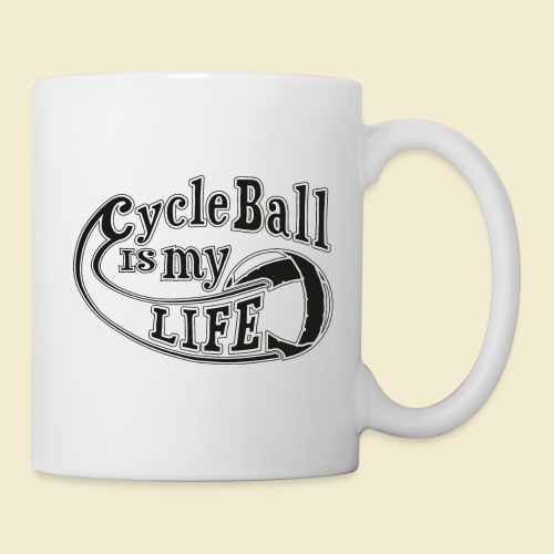 Radball | Cycle Ball is my Life - Tasse