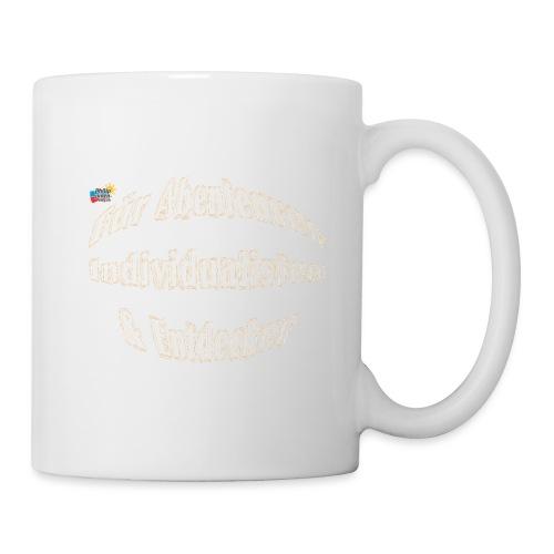 Abenteuerer Individualisten & Entdecker - Tasse