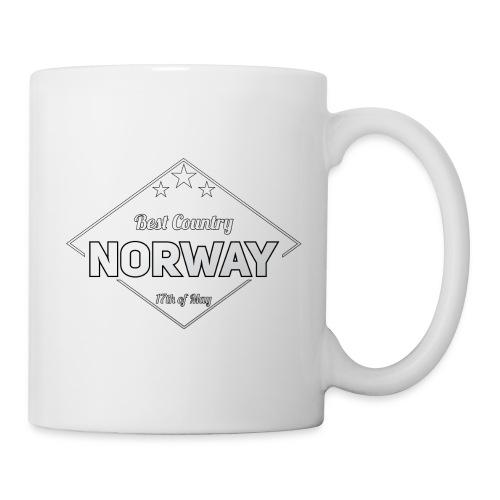 NORWAY - Mug