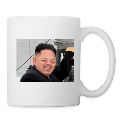 Kim Jong A sloth facing - Mug