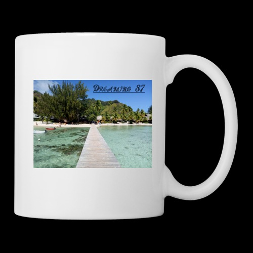 Nuku Hiva Design - Mug blanc