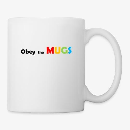 Obey the MUGS - Mok