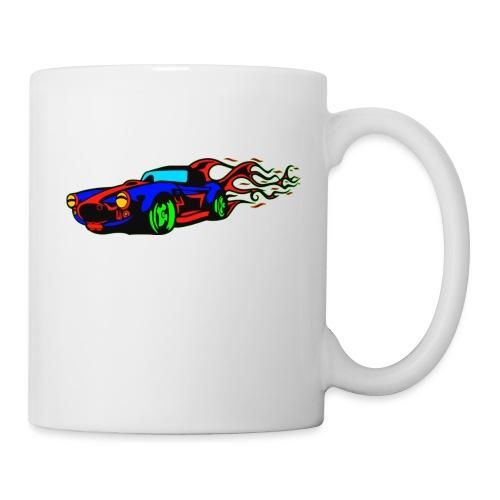 auto fahrzeug tuning - Tasse