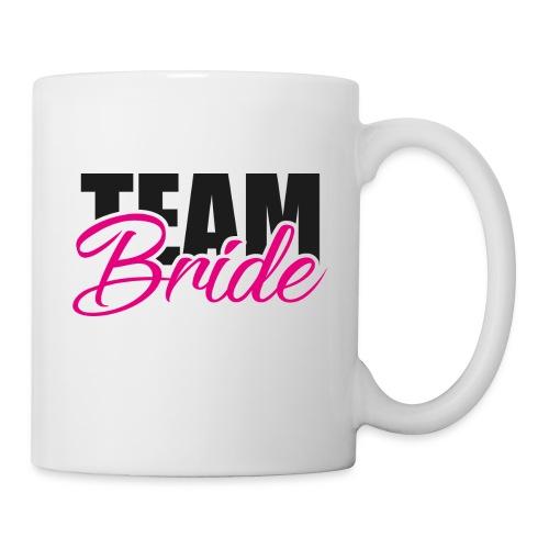 Team Braut Junggesellenabschied - Tasse