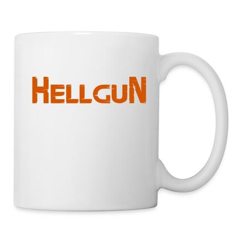 Logo HELLGUN - Tasse