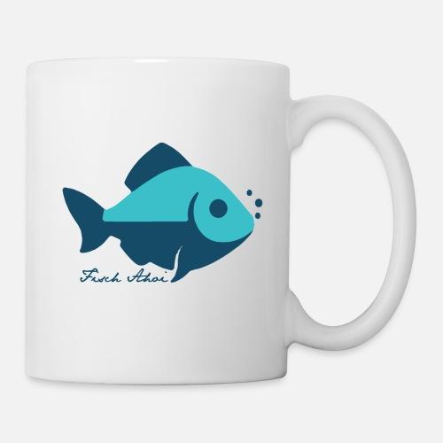 Fisch Ahoi - Tasse