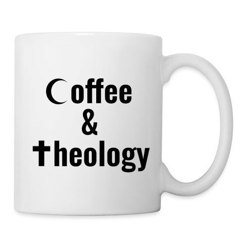 Coffee & Theology - Tasse
