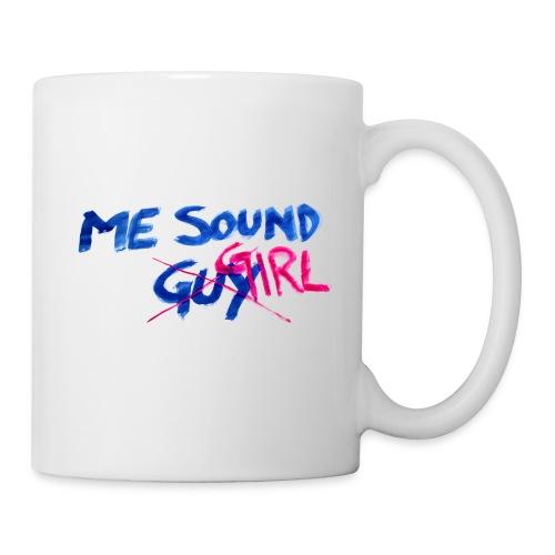 me = sound girl - Mug