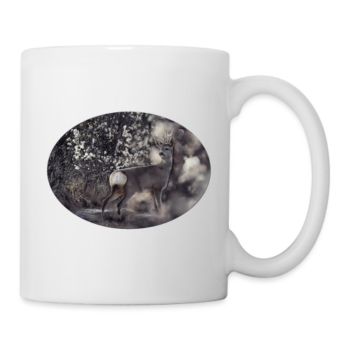 Deer in the sunlight - Mug