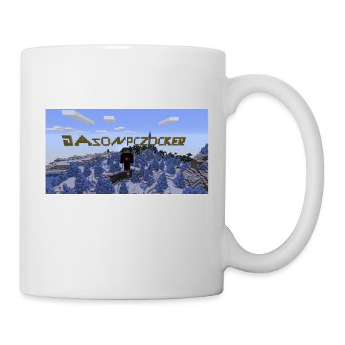 Minecarft merch - Tasse